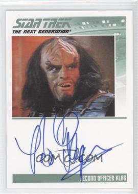 2013 Rittenhouse Star Trek The Next Generation: Heroes & Villains [???] #N/A - [Missing]