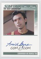 Amick Byram, Commander Ian Andrew Troi