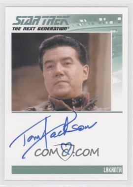 2013 Rittenhouse Star Trek The Next Generation: Heroes & Villains Autographs #N/A - [Missing]