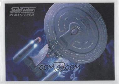 2013 Rittenhouse Star Trek The Next Generation: Heroes & Villains Remastered #R4 - [Missing]