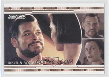 2013 Rittenhouse Star Trek The Next Generation: Heroes & Villains TNG Romance #L14 - [Missing]