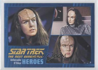 2013 Rittenhouse Star Trek The Next Generation: Heroes & Villains #16 - [Missing]