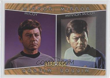 2013 Rittenhouse Star Trek The Original Series: Heroes & Villians - Mirror, Mirror #MM3 - [Missing]