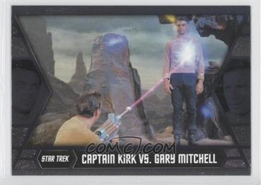 2013 Rittenhouse Star Trek The Original Series: Heroes & Villians Kirk's Epic Battles #GB2 - Captain Kirk vs. Gary Mitchell