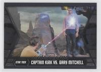 Captain Kirk vs. Gary Mitchell