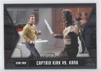 Captain Kirk vs. Kang