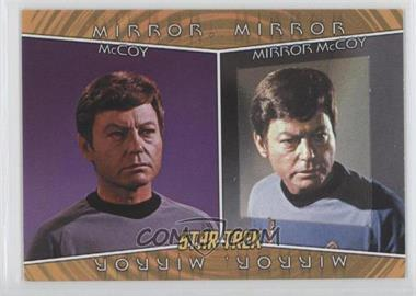 2013 Rittenhouse Star Trek The Original Series: Heroes & Villians Mirror, Mirror #MM3 - [Missing]