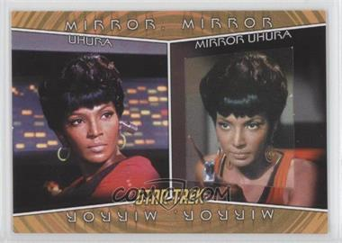 2013 Rittenhouse Star Trek The Original Series: Heroes & Villians Mirror, Mirror #MM5 - Lt. Uhura
