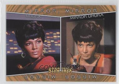 2013 Rittenhouse Star Trek The Original Series: Heroes & Villians Mirror, Mirror #MM5 - [Missing]