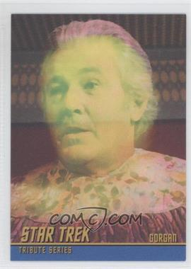 2013 Rittenhouse Star Trek The Original Series: Heroes & Villians Tribute: Season 3 #T40 - Melvin Belli as Gorgan
