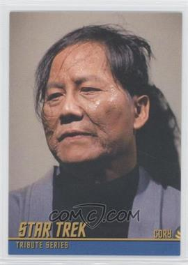 2013 Rittenhouse Star Trek The Original Series: Heroes & Villians Tribute: Season 3 #T45 - Keye Luke as Cory