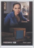 Tia Carrere as Kate Logan (episode