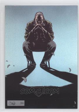 2013 The Walking Dead Comic Set 2 Foil #55 - Life Among Them, Part 1