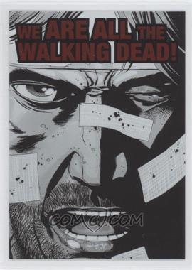 2013 The Walking Dead Comic Set 2 Quoteable #QTB-2 - [Missing]