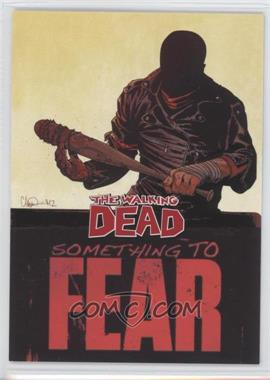 2013 The Walking Dead Comic Set 2 Something to Fear #STF-4 - [Missing]