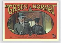 The Green Hornet Stickers