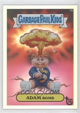 2013 Topps 75th Anniversary - [Base] - Rainbow Foil #86 - Garbage Pail Kids