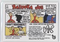 Bazooka Joe #9/10