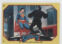 1980 Superman II Stickers