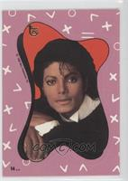 1984 Michael Jackson Stickers