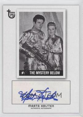 2013 Topps 75th Anniversary Pop Culture Autographs #MAKA - Marta Kristen