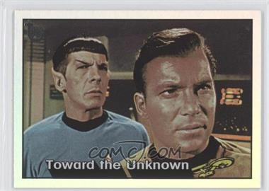 2013 Topps 75th Anniversary Rainbow Foil #65 - Star Trek