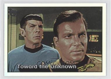 2013 Topps 75th Anniversary Rainbow Foil #65 - Star Trek