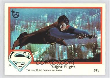 2013 Topps 75th Anniversary Rainbow Foil #74 - Superman the movie
