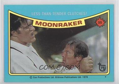 2013 Topps 75th Anniversary Rainbow Foil #76 - Moonraker