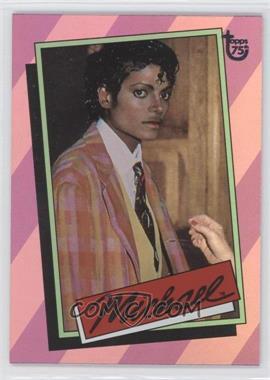 2013 Topps 75th Anniversary Rainbow Foil #83 - Michael Jackson