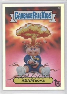 2013 Topps 75th Anniversary Rainbow Foil #86 - Garbage Pail Kids