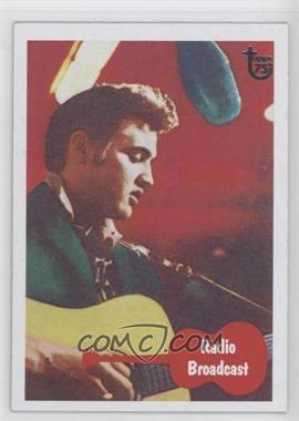 2013 Topps 75th Anniversary #10 - Elvis Presley
