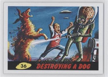2013 Topps 75th Anniversary #26 - Mars Attacks