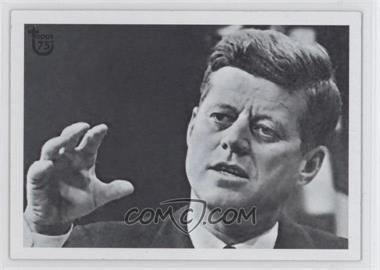 2013 Topps 75th Anniversary #31 - John F. Kennedy