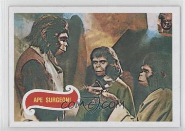 2013 Topps 75th Anniversary #52 - Planet of the Apes
