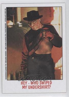 2013 Topps 75th Anniversary #88 - Nightmare on Elm St. (Hey- Who Swiped my Undershirt?)