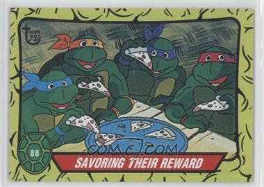 2013 Topps 75th Anniversary #93 - Teenage Mutant Ninja Turtles