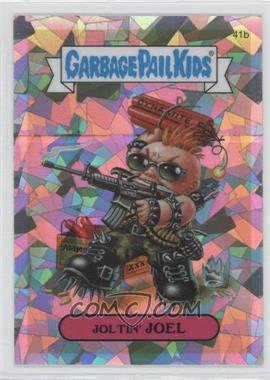 2013 Topps Garbage Pail Kids Chrome - [Base] - Atomic Refractor #41b - Joltin' Joel