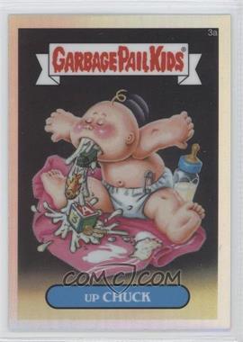 2013 Topps Garbage Pail Kids Chrome - [Base] - Refractor #3a - Up Chuck