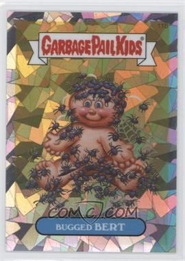 2013 Topps Garbage Pail Kids Chrome Atomic Refractor #11b - Bugged Bert