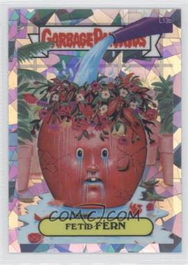 2013 Topps Garbage Pail Kids Chrome Atomic Refractor #13 - [Missing]