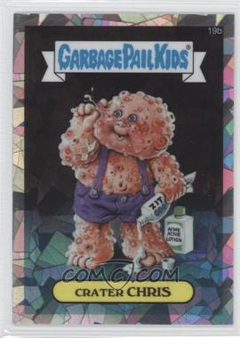 2013 Topps Garbage Pail Kids Chrome Atomic Refractor #19B - [Missing]