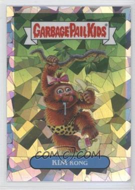 2013 Topps Garbage Pail Kids Chrome Atomic Refractor #34 - [Missing]