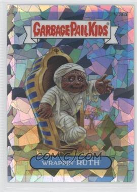 2013 Topps Garbage Pail Kids Chrome Atomic Refractor #36 - [Missing]