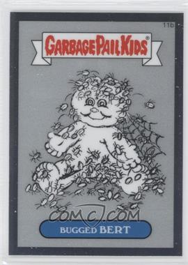 2013 Topps Garbage Pail Kids Chrome Pencil Art Concept Sketches #11b - Bugged Bert