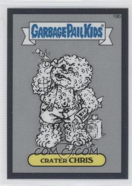 2013 Topps Garbage Pail Kids Chrome Pencil Art Concept Sketches #19b - [Missing]