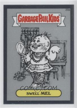 2013 Topps Garbage Pail Kids Chrome Pencil Art Concept Sketches #20a - [Missing]
