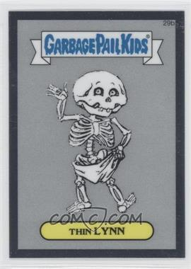 2013 Topps Garbage Pail Kids Chrome Pencil Art Concept Sketches #29b - Thin Lynn