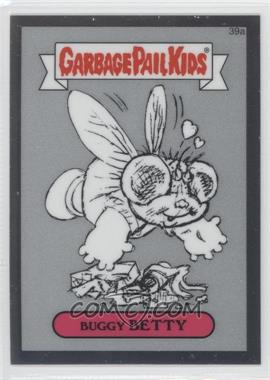2013 Topps Garbage Pail Kids Chrome Pencil Art Concept Sketches #39a - [Missing]