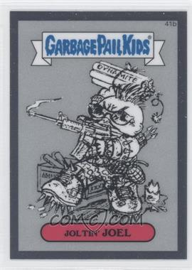2013 Topps Garbage Pail Kids Chrome Pencil Art Concept Sketches #41b - [Missing]
